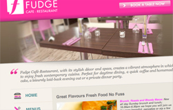 Fudge Cafe